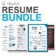 Gstudio Resume Bundle - GraphicRiver Item for Sale