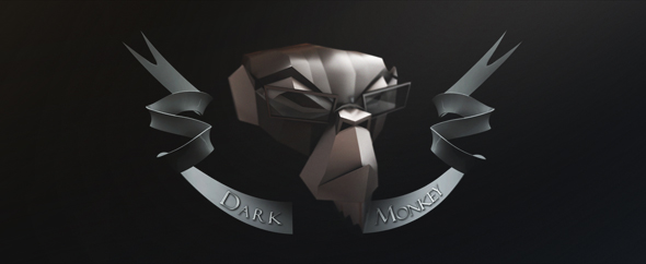 Dark monkey homepage