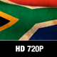 South African Flag Loop - VideoHive Item for Sale