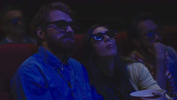 VideoHive Romantic Date in the Movie Theater 19662192