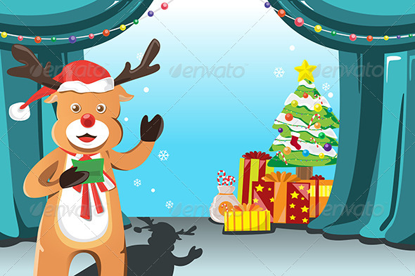 GraphicRiver Christmas Design 6412560