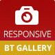 BT Gallery - Responsive template for Joomla - ThemeForest Item for Sale