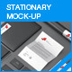 Stationery Branding Mock-ups Set 2 - GraphicRiver Item for Sale