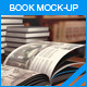 MyBook A4 Landscape Mock-Up - GraphicRiver Item for Sale