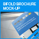 Bifold Brochure Mock-up - GraphicRiver Item for Sale