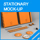 Stationery Branding Mock-ups - GraphicRiver Item for Sale