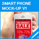 Iphone 5 Screen Mock-up V1 - GraphicRiver Item for Sale
