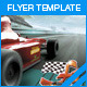F1 Grand Prix Flyer - GraphicRiver Item for Sale