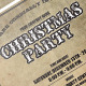 Christmas Party Invitation Flyer - GraphicRiver Item for Sale