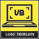 Video Blog - Laptop Logo