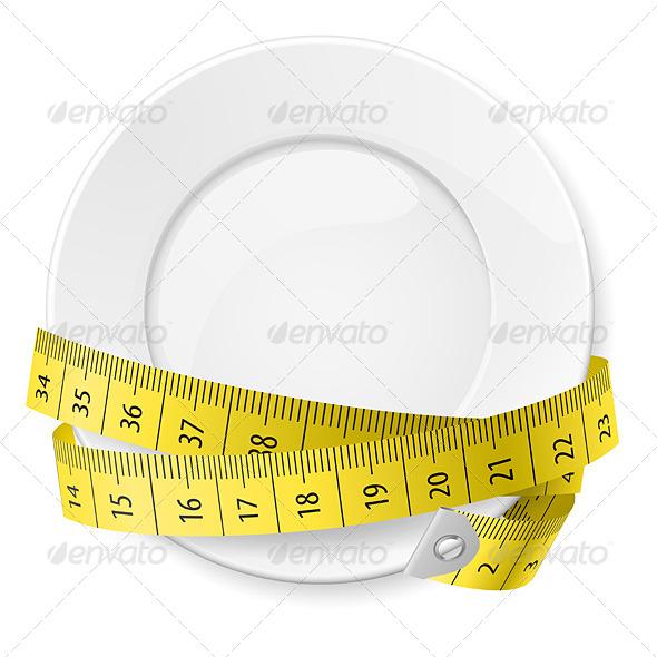 GraphicRiver Diet Concept 6415074