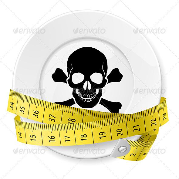 GraphicRiver Diet Concept 6415075