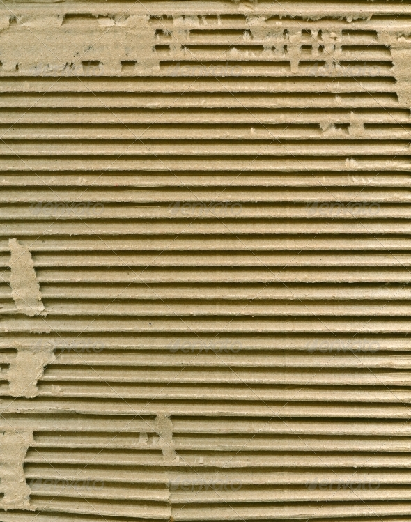 GraphicRiver Ribbed cardboard 6415231