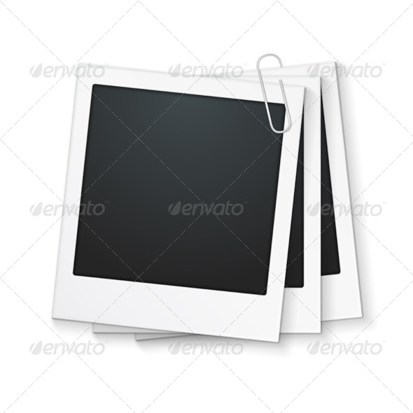 GraphicRiver Photo Frames with Clip 6415550