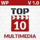 Top10 - વર્ડપ્રેસ મલ્ટીમીડિયા ટ્યૂબ - લખેલા ન હોય તેવા વર્ડપ્રેસ