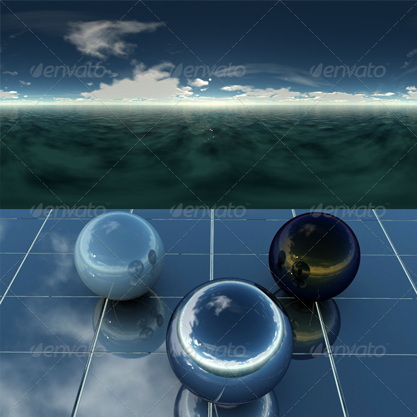 3DOcean Sea 101 6416145