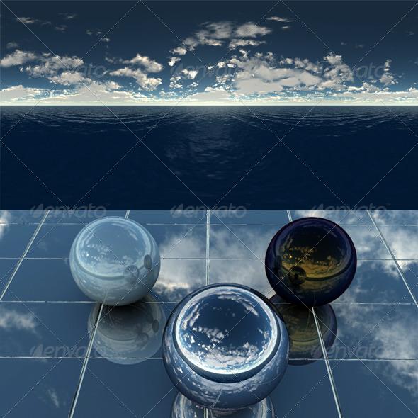 3DOcean Sea 102 6416149