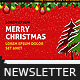 Christmas Multipurpose Newsletter Template - GraphicRiver Item for Sale