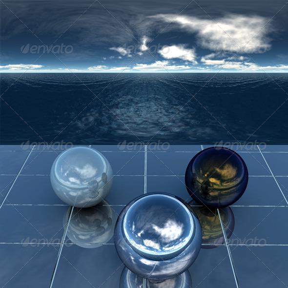 3DOcean Sea 105 6416170