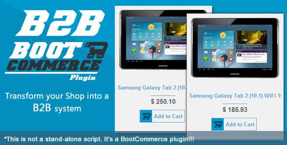 CodeCanyon B2B Business to Business Plugin For BootComemrce 6416706