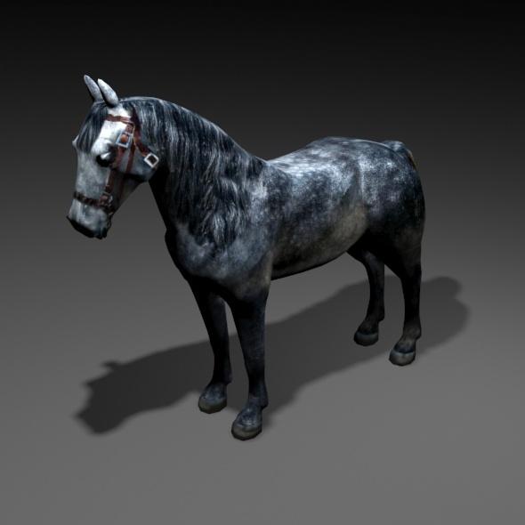 3DOcean Horse 6416755