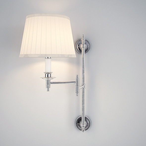 Eichholtz Lamp Wall Indigo - 3DOcean Item for Sale