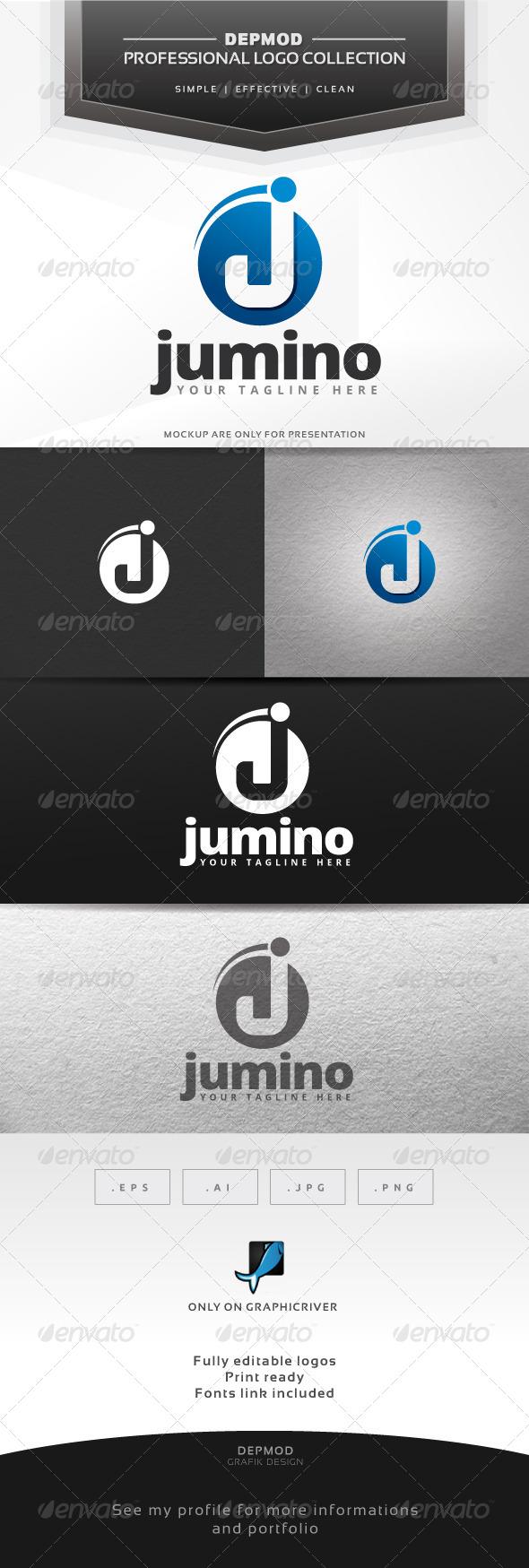 GraphicRiver Jumino Logo 6417977