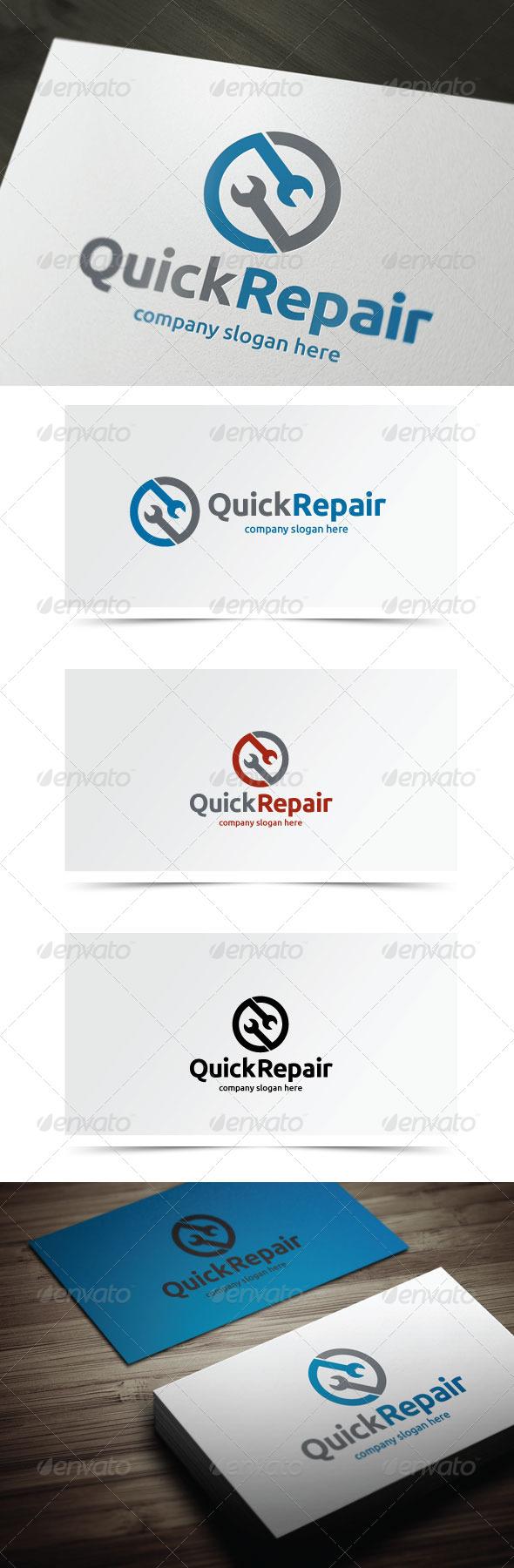 GraphicRiver Quick Repair 6418099