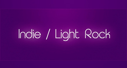 Indie and Light Rock