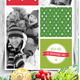 Modern Christmas Card V5 - GraphicRiver Item for Sale