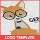 Geeky Fox - GraphicRiver Item for Sale