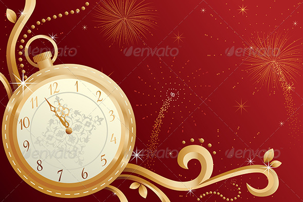 GraphicRiver New Year Celebration 6419467