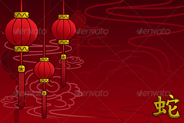 GraphicRiver Chinese New Year 6419489