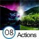 08 Nature Actions Pack - GraphicRiver Item for Sale
