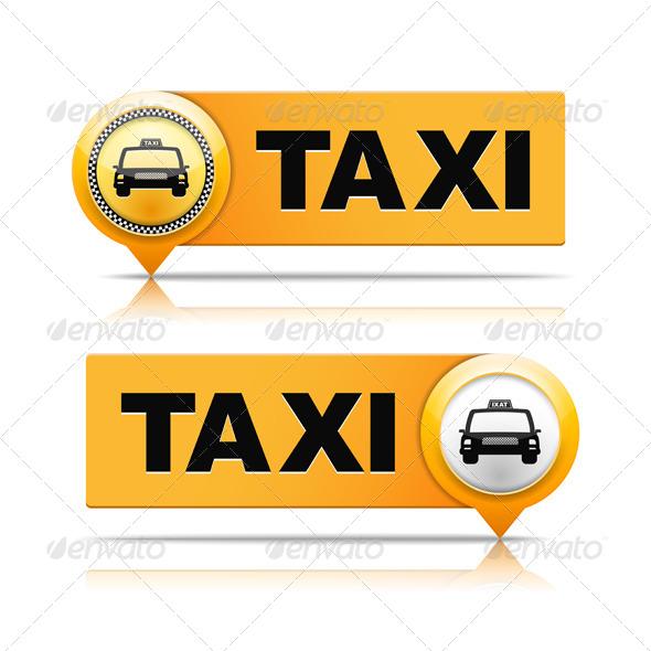 GraphicRiver Taxi 6419508