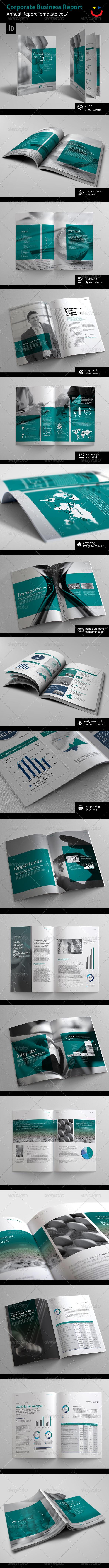GraphicRiver Corporate Annual Report Vol.4 6419688
