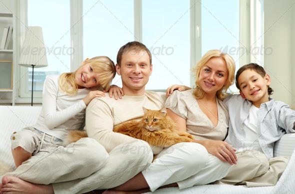 PhotoDune Family 669472
