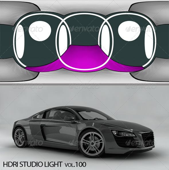 3DOcean HDRI Light 100 6420490