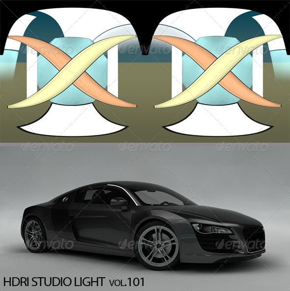 3DOcean HDRI Light 101 6420499