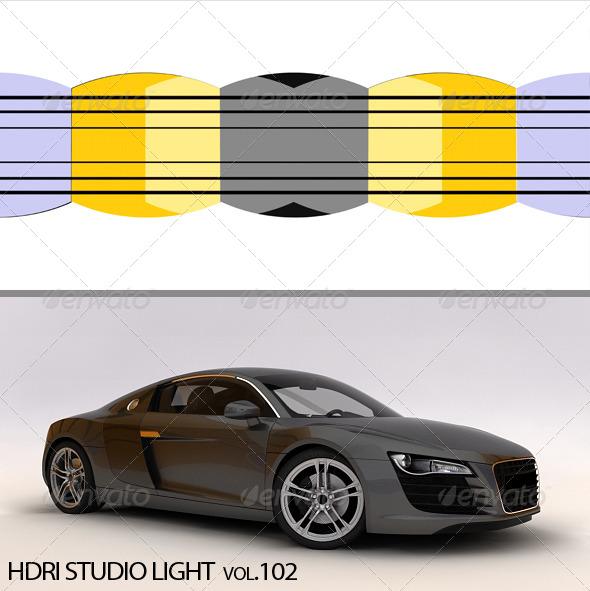 HDRI_Light_102 - 3DOcean Item for Sale