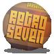 Retro Seven Flyer - GraphicRiver Item for Sale