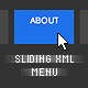SLIDING XML MENU - ActiveDen Item for Sale