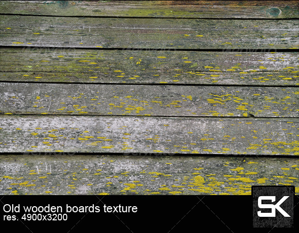 GraphicRiver Old Wooden Boards 6421312