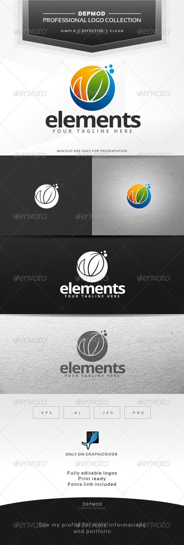 GraphicRiver Elements Logo 6422329