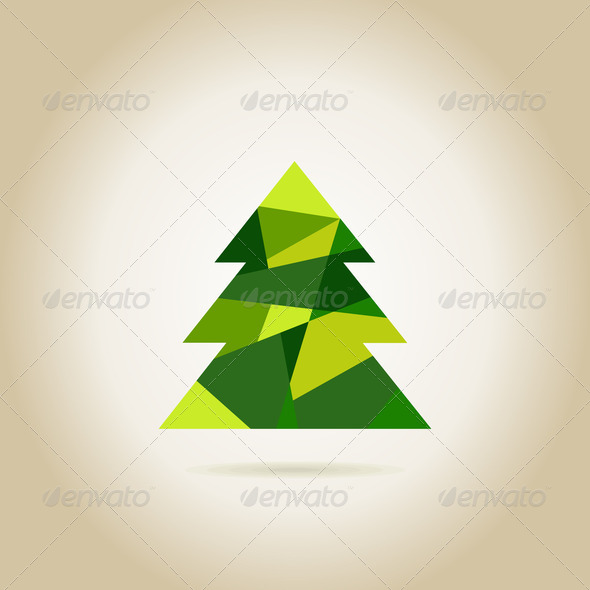 Christmas tree6 - Stock Photo - Images