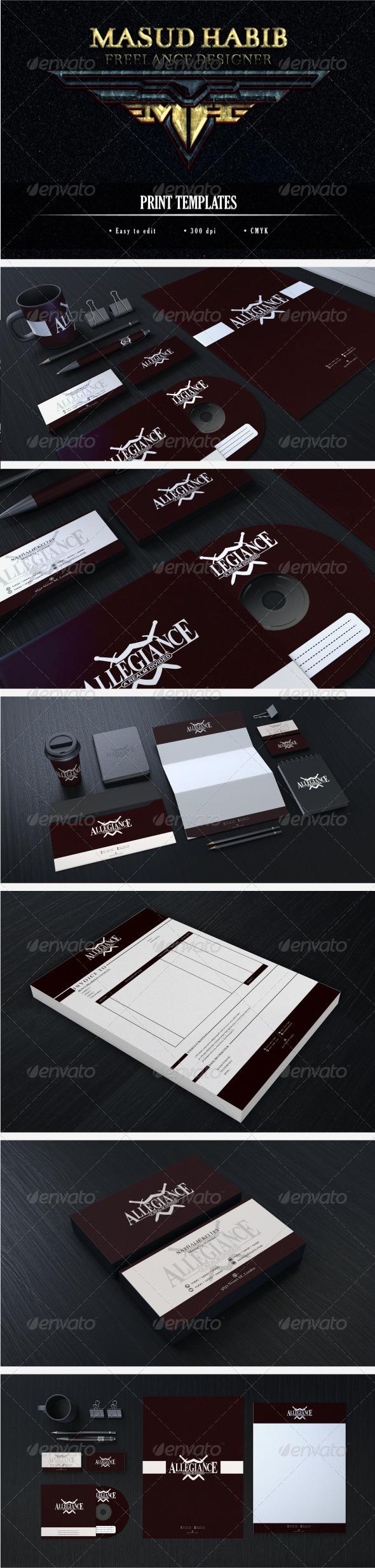 GraphicRiver Creative Corporate Identity 12 6386579