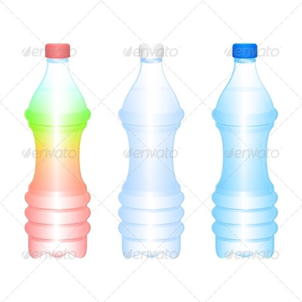 GraphicRiver Bottles 6424160