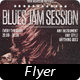 Alternative / Grunge / Blues Jam Session Flyer - GraphicRiver Item for Sale