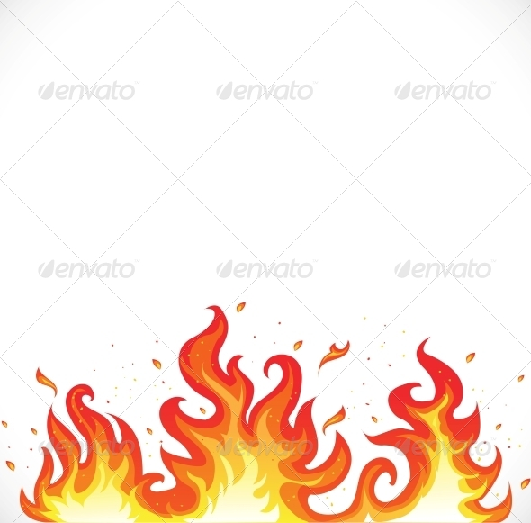 GraphicRiver Hot Fire 6424630