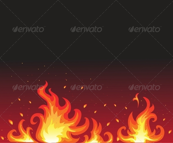 GraphicRiver Hot Fire 6424631
